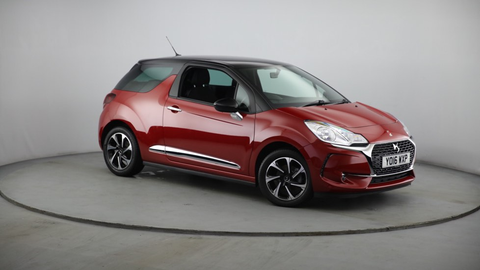 Used DS 3 Hatchback 1.6 BlueHDi Elegance 3dr (start/stop)