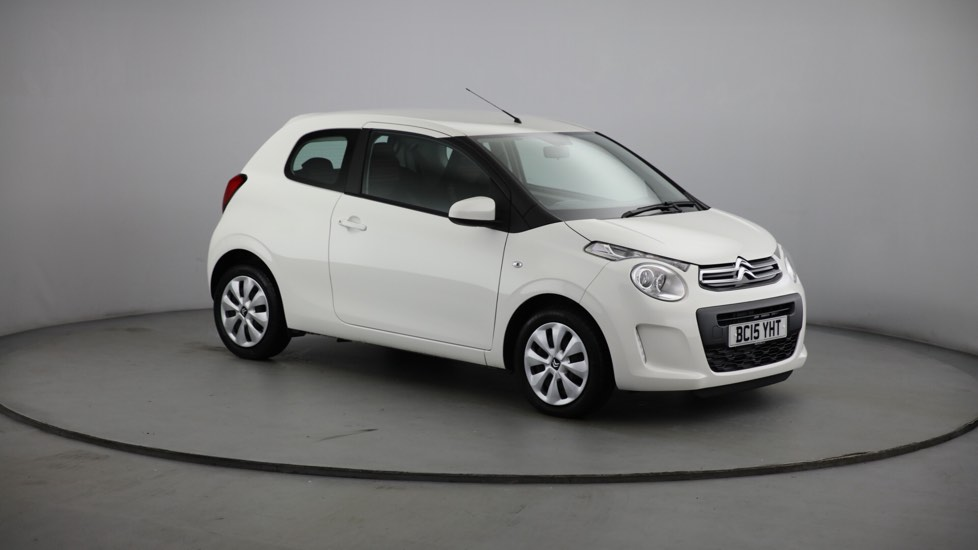 Used Citroen C1 Hatchback 1.2 PureTech Feel 3dr