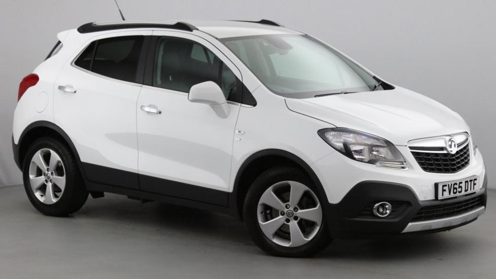 Used Vauxhall MOKKA Hatchback 1.6 CDTi SE 5dr (start/stop)