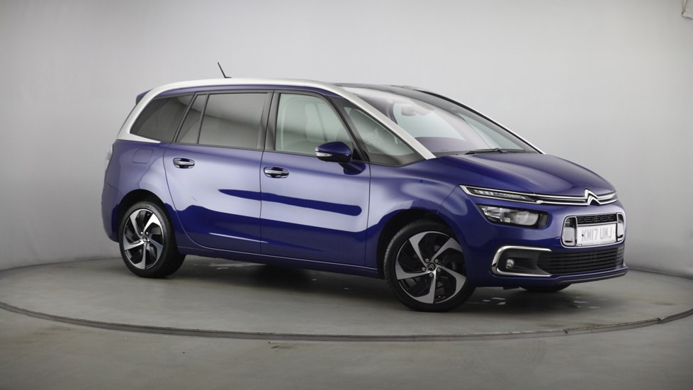 Used Citroen GRAND C4 PICASSO MPV 2.0 BlueHDi Flair EAT6 5dr (start/stop)