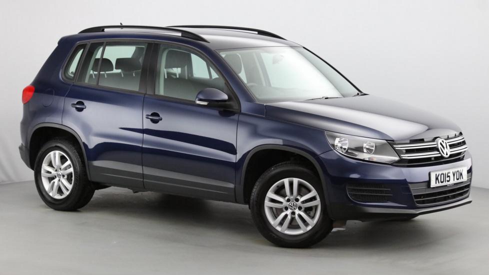 Used Volkswagen TIGUAN SUV 2.0 TDI BlueMotion Tech S Station Wagon 4WD 5dr