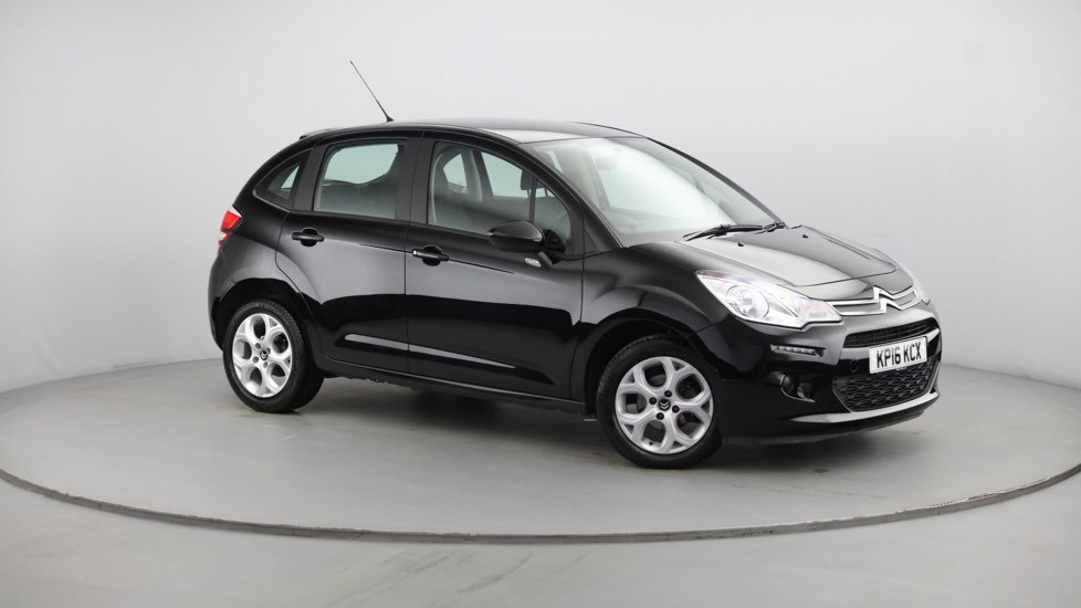 Used Citroen C3 Hatchback 1.6 BlueHDi Edition 5dr