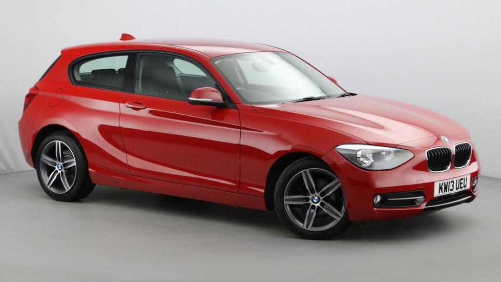 Used BMW 1 SERIES Hatchback 1.6 116i Sport Sports Hatch 3dr