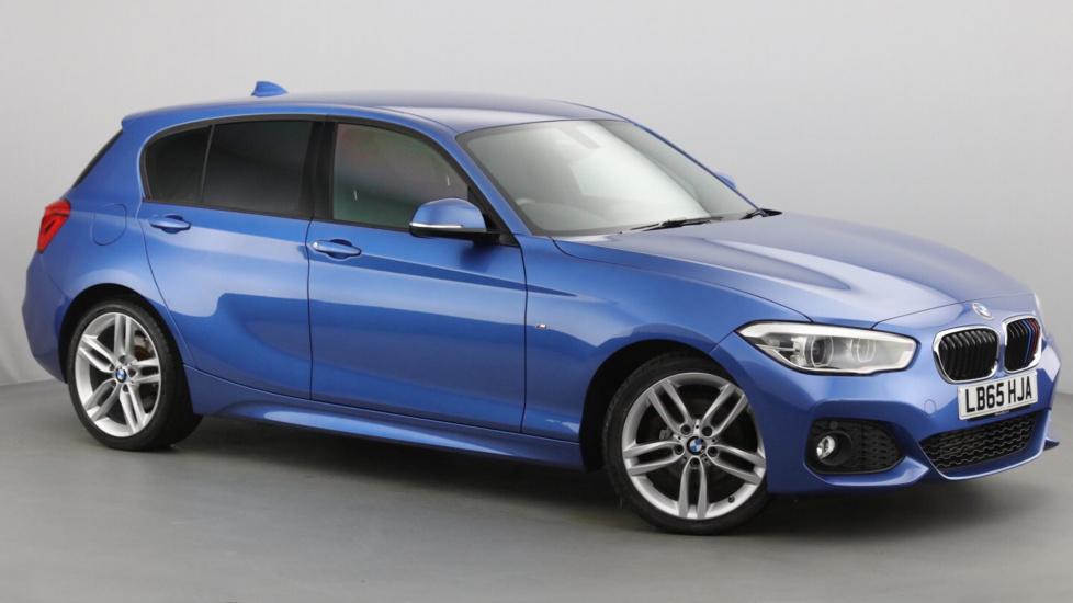 Used BMW 1 SERIES Hatchback 2.0 120d M Sport Sports Hatch 5dr (start/stop)