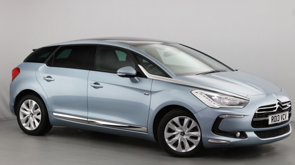 """Used Citroen DS5 Hatchback 2.0 HDi Airdream Hybrid4 DStyle (17"""" Alloys) 5dr"""
