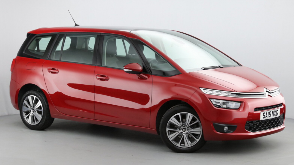 Used Citroen GRAND C4 PICASSO MPV 1.6 e-HDi Selection 5dr