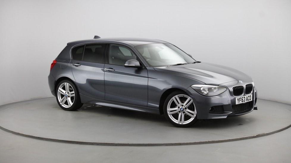 Used BMW 1 SERIES Hatchback 2.0 118d M Sport Sports Hatch 5dr (start/stop)