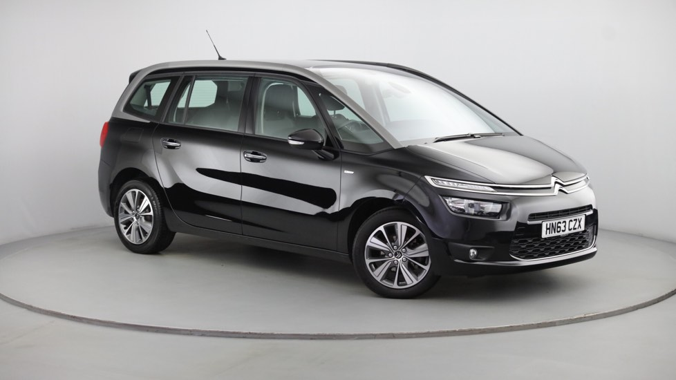 Used Citroen GRAND C4 PICASSO MPV 1.6 e-HDi Exclusive ETG6 5dr