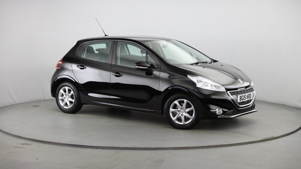 Used Peugeot 208 Hatchback 1.0 VTi Active 5dr