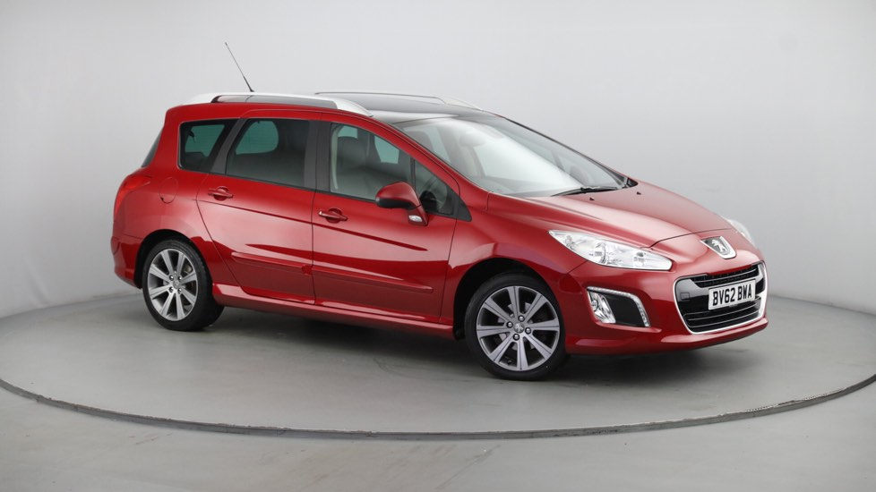 Used Peugeot 308 SW Estate 1.6 e-HDi Allure 5dr (start/stop)