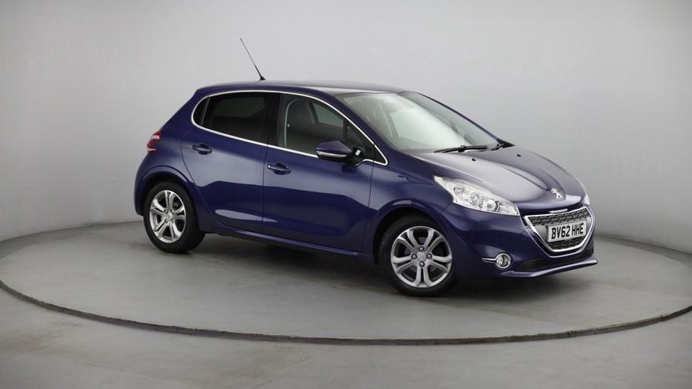 Used Peugeot 208 Hatchback 1.6 e-HDi FAP Allure 5dr (start/stop)