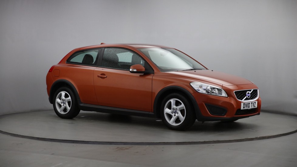 Used Volvo C30 Coupe 1.6 ES 2dr