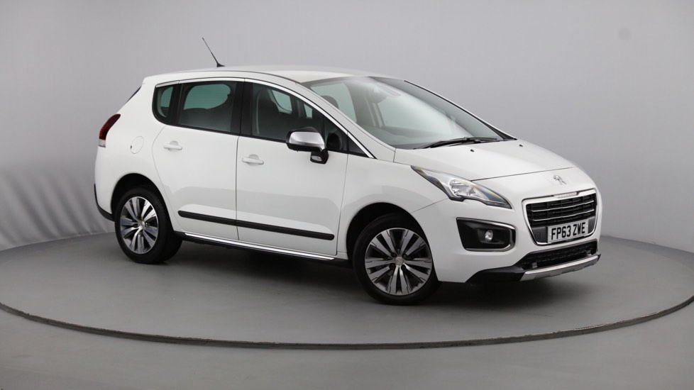 Used Peugeot 3008 Hatchback 1.6 HDi FAP Active 5dr