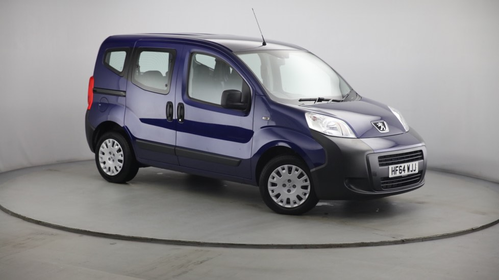 Used Peugeot BIPPER TEPEE MPV 1.3 HDi Tepee Outdoor EGC 5dr (start/stop)