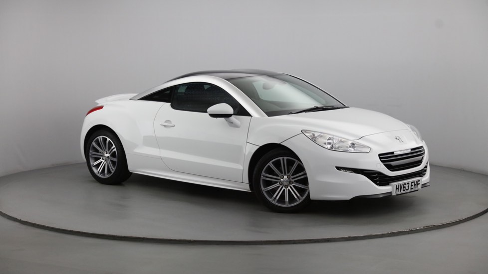 Used Peugeot RCZ Coupe 1.6 THP Sport 2dr