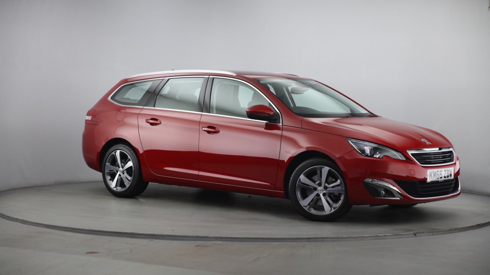 Used Peugeot 308 SW Estate 2.0 BlueHDi Allure EAT6 (s/s) 5dr