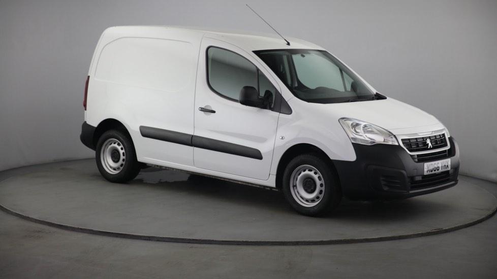 Used Peugeot PARTNER Panel Van 1.6 BlueHDi BlueHDi (Eu6) S L1 850 4dr (start/stop)