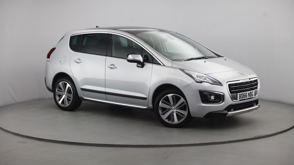 Used Peugeot 3008 SUV 1.6 BlueHDi Allure SUV 5dr (start/stop)