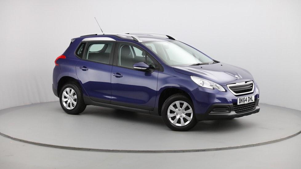 Used Peugeot 2008 SUV 1.2 VTi Access+ 5dr