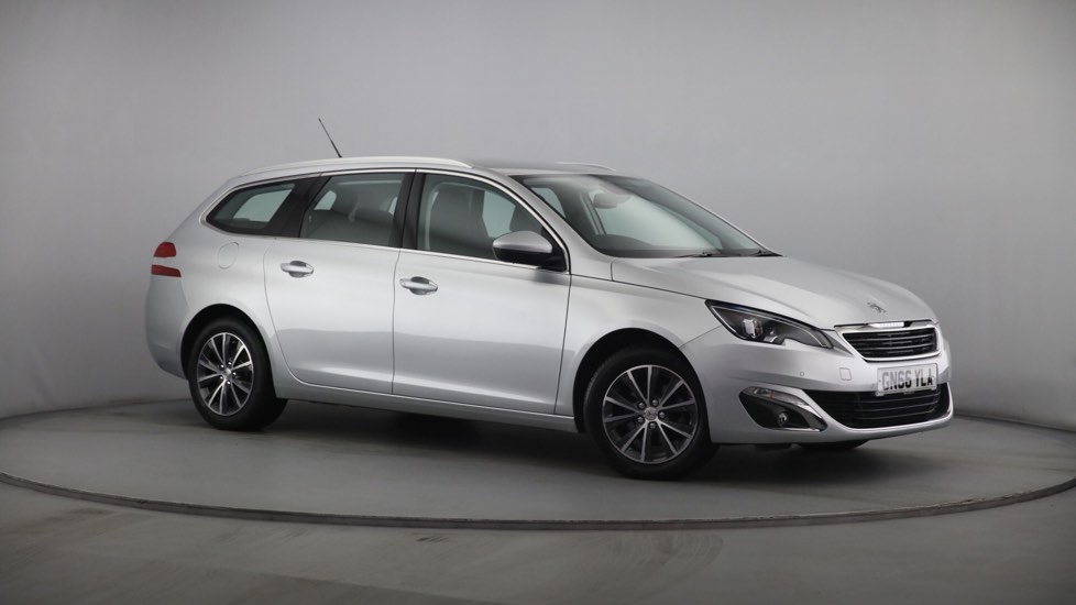 Used Peugeot 308 SW Estate 1.6 BlueHDi Allure 5dr (start/stop)