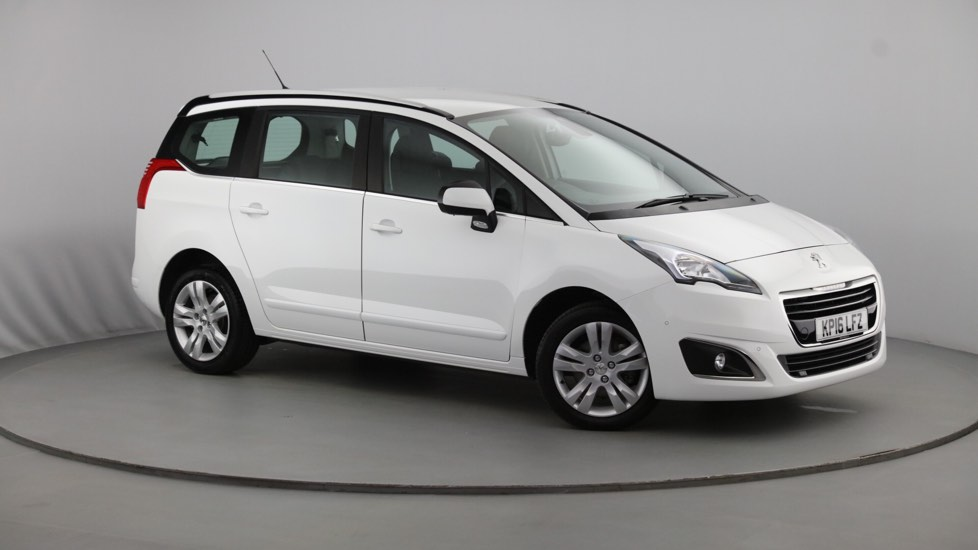 Used Peugeot 5008 MPV 1.6 BlueHDi Active MPV 5dr (start/stop)