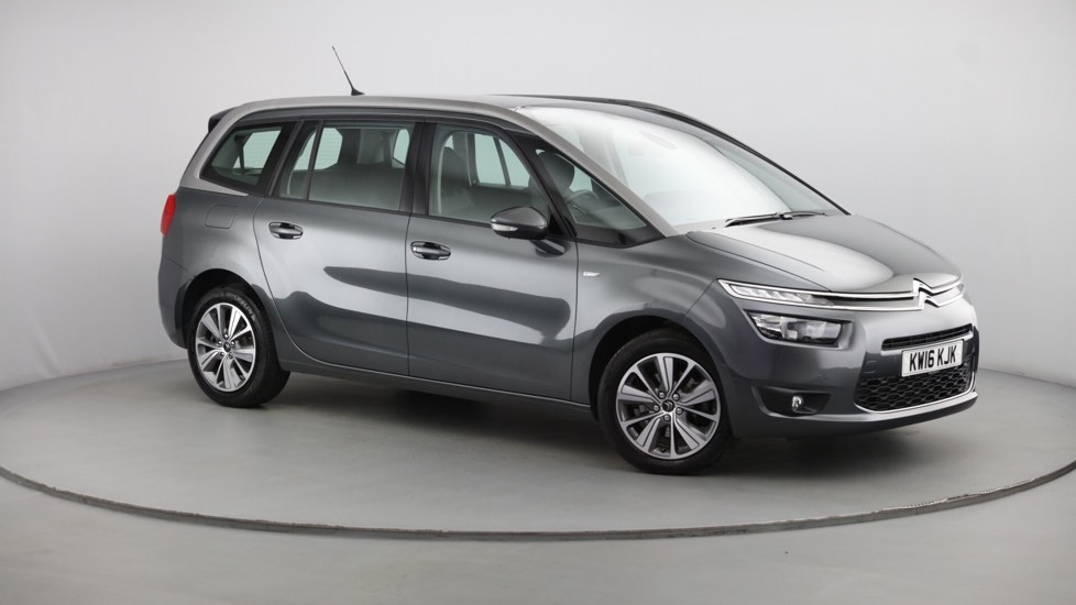 Used Citroen GRAND C4 PICASSO MPV 2.0 BlueHDi Exclusive EAT6 5dr (start/stop)