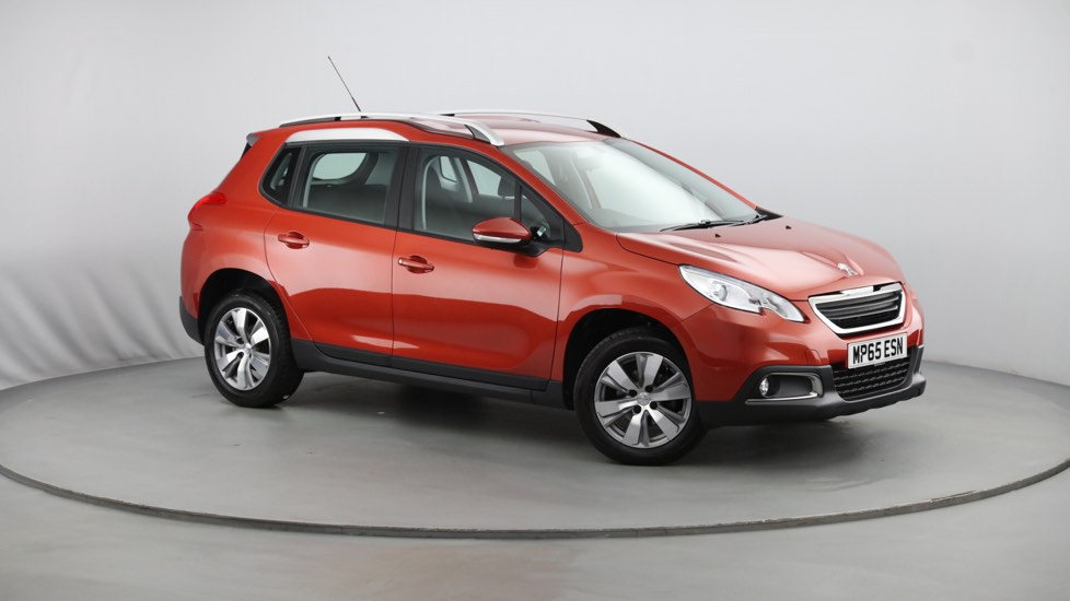Used Peugeot 2008 SUV 1.6 BlueHDi Active 5dr