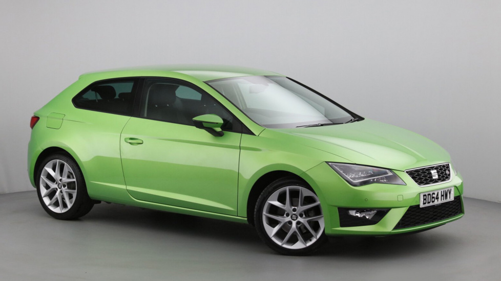 Used Seat LEON Hatchback 1.4 TSI ACT FR (Tech Pack) SportCoupe 3dr (start/stop)