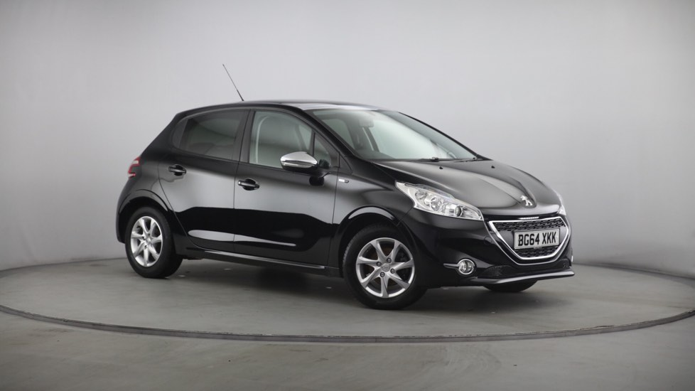 Used Peugeot 208 Hatchback 1.2 VTi PureTech Style 5dr