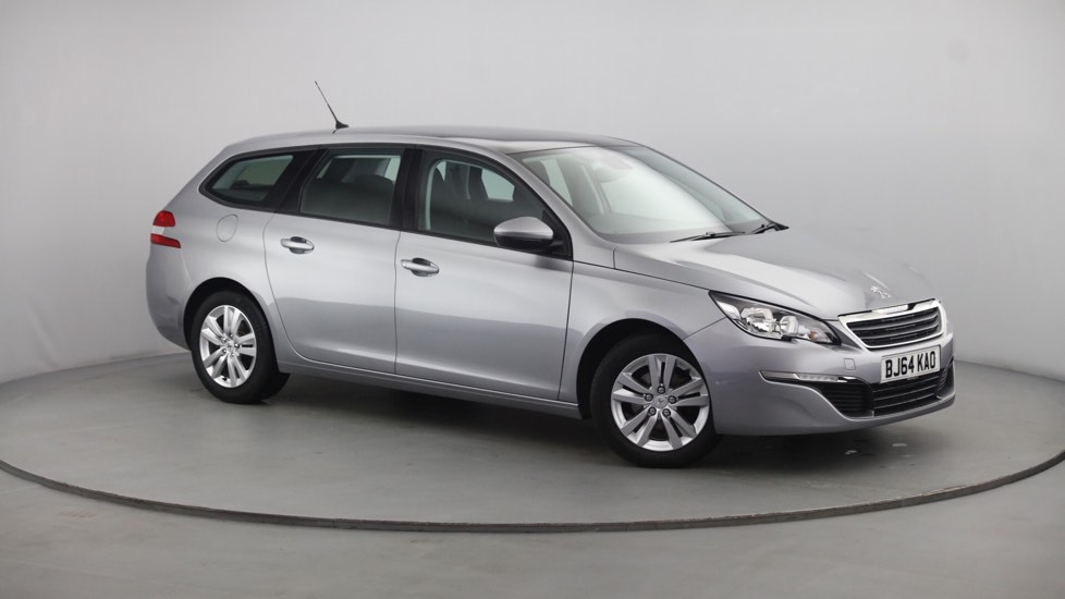 Used Peugeot 308 SW Estate 1.6 HDi Active 5dr