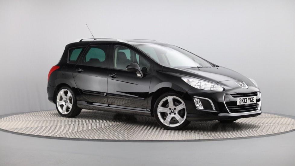 Used Peugeot 308 SW Estate 2.0 HDi Allure 5dr (Nav)