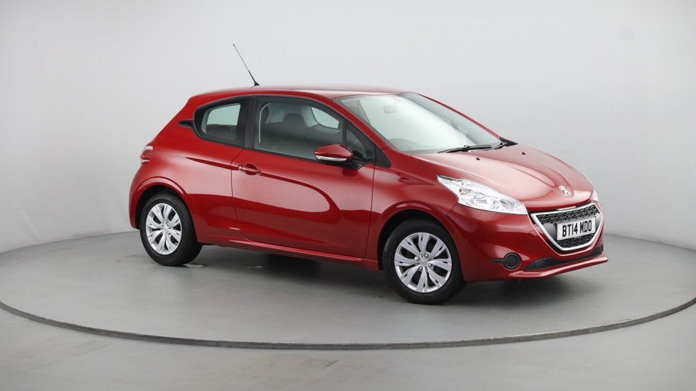 Used Peugeot 208 Hatchback 1.0 VTi Access+ 3dr