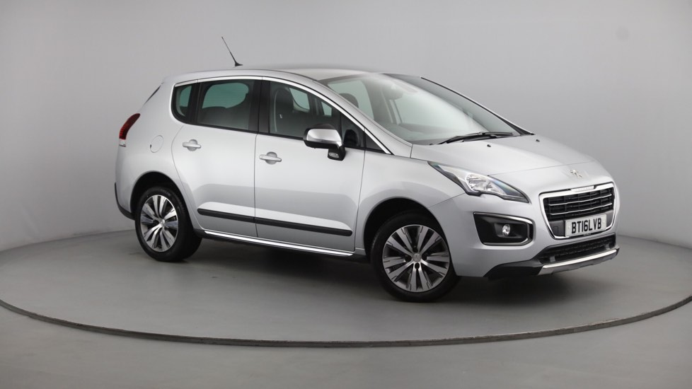 Used Peugeot 3008 SUV 1.6 BlueHDi Active SUV 5dr (start/stop)