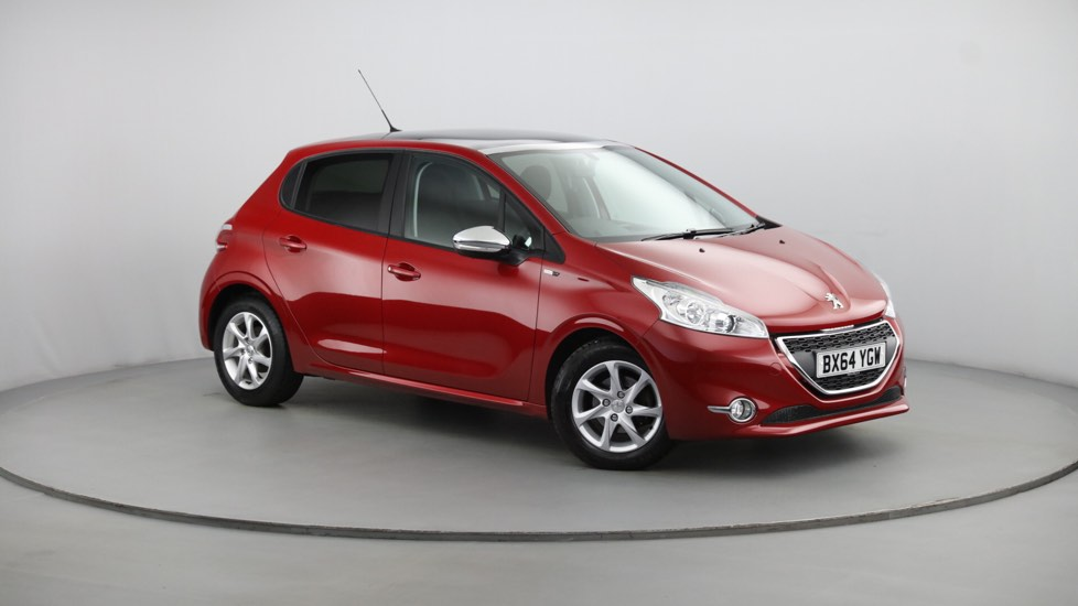 Used Peugeot 208 Hatchback 1.6 e-HDi Style 5dr (start/stop)