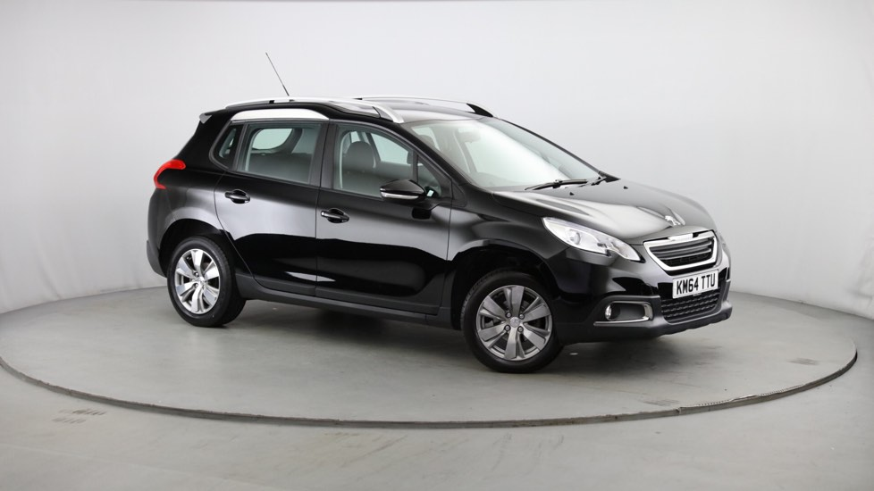 Used Peugeot 2008 SUV 1.2 VTi PureTech Active 5dr