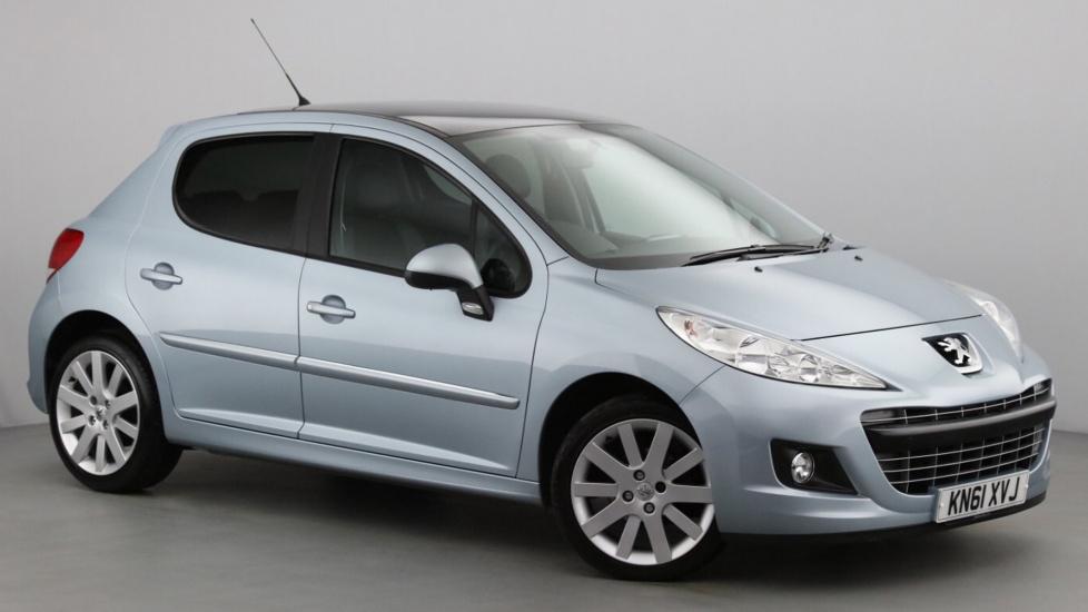 Used Peugeot 207 Hatchback 1.6 HDi FAP Allure 5dr