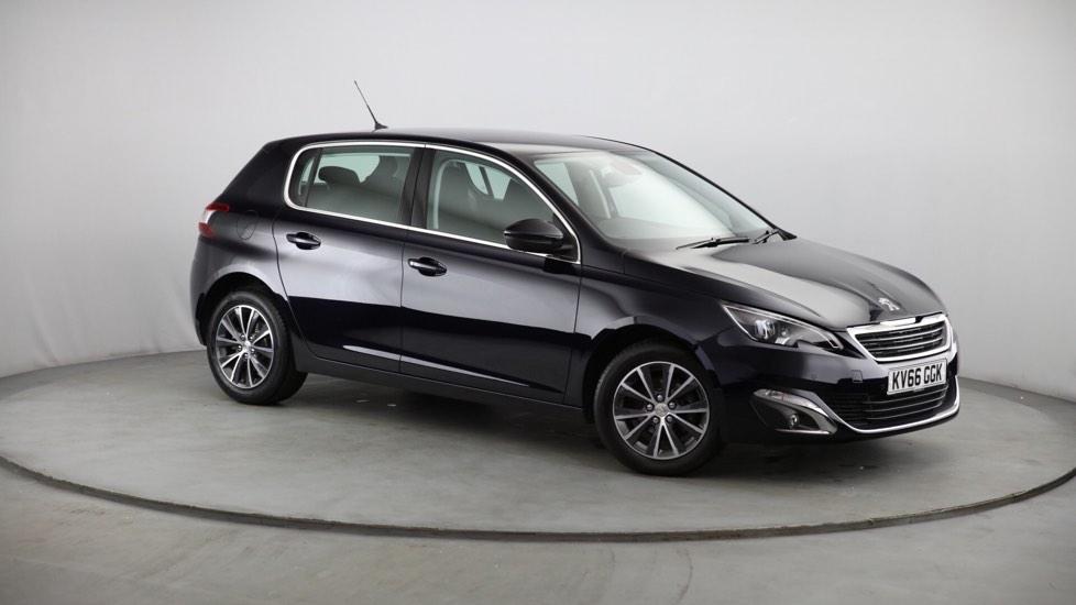 Used Peugeot 308 Hatchback 1.6 BlueHDi Allure 5dr (start/stop)