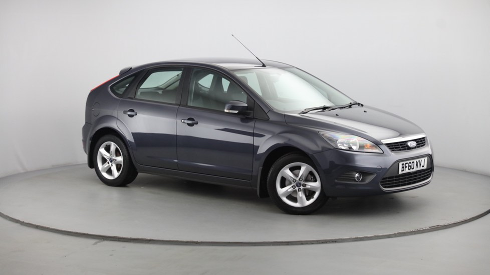 Used Ford FOCUS Hatchback 1.6 Zetec 5dr