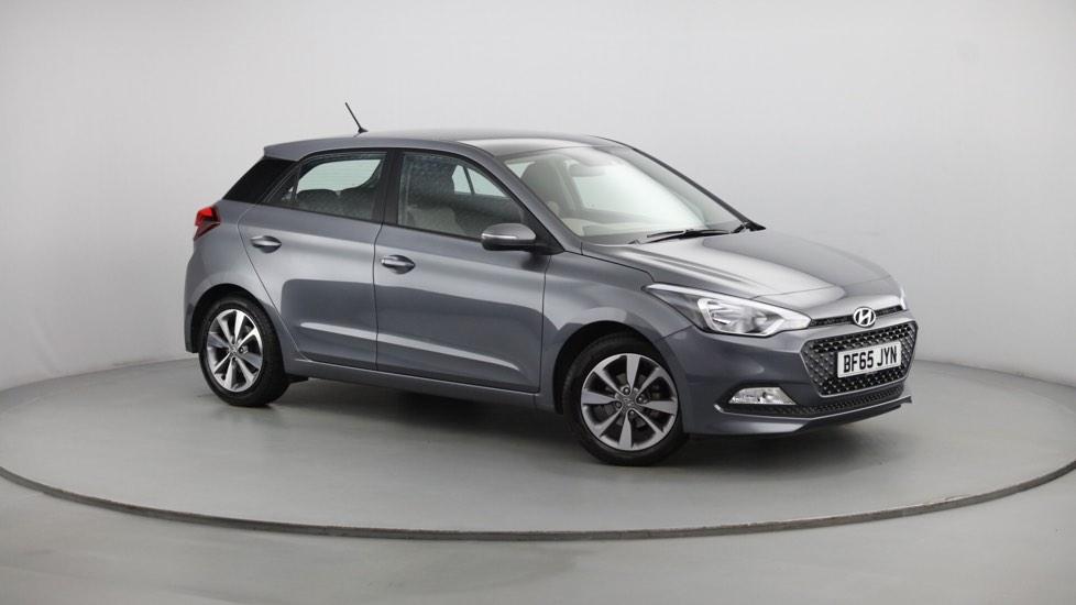 Used Hyundai I20 Hatchback 1.2 SE 5dr