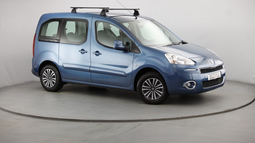 Used Peugeot PARTNER TEPEE MPV 1.6 HDi Tepee S MPV 5dr