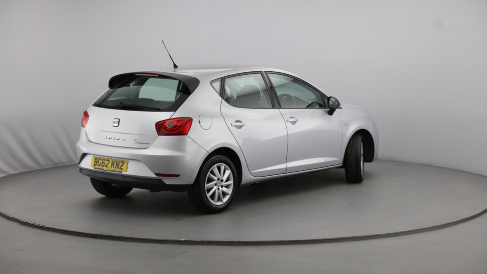 Used Seat IBIZA Hatchback 1.2 TDI Ecomotive CR SE 5dr