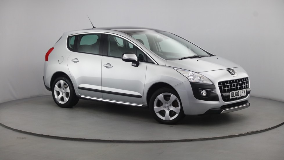 Used Peugeot 3008 SUV 2.0 HDi FAP Exclusive SUV 5dr