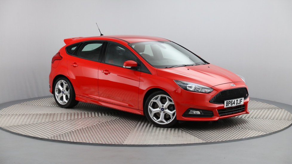 Used Ford FOCUS Hatchback 2.0 TDCi ST-2 5dr (start/stop)