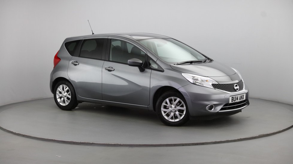 Used Nissan NOTE Hatchback 1.2 Acenta Premium (Style Pack) 5dr