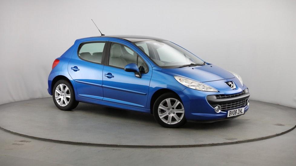 Used Peugeot 207 Hatchback 1.6 HDi SE Premium 5dr