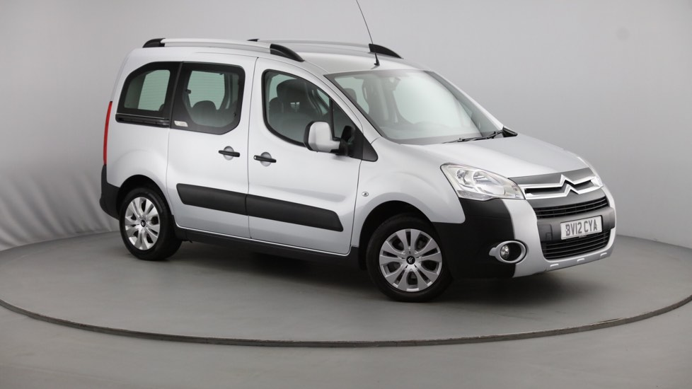 Used Citroen BERLINGO MULTISPACE MPV 1.6 HDi XTR Estate 5dr
