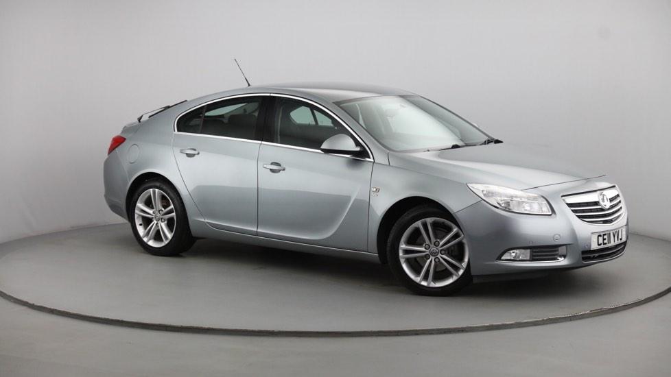 Used Vauxhall INSIGNIA Hatchback 2.0 CDTi 16v SRi 5dr