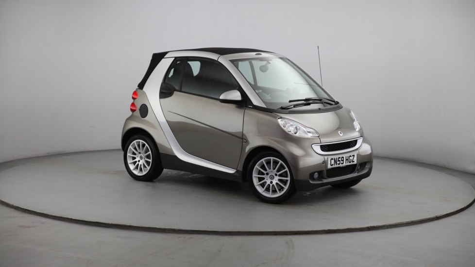 Used Smart FORTWO Convertible 1.0 Passion Cabriolet 2dr