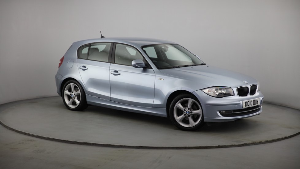 Used BMW 1 SERIES Hatchback 2.0 116d Sport 5dr