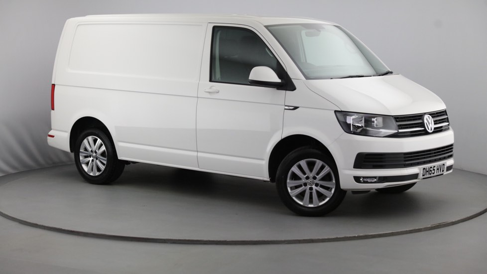 Used Volkswagen TRANSPORTER Panel Van 2.0 TDI BlueMotion Tech T28 Highline Panel Van 5dr (LWB)